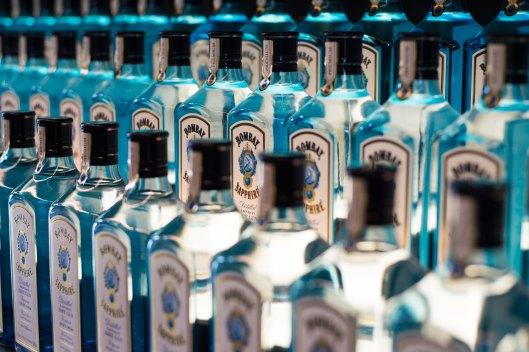 Mängderna alkohol som smugglas in över gränsen från Tyskland är omfattande.